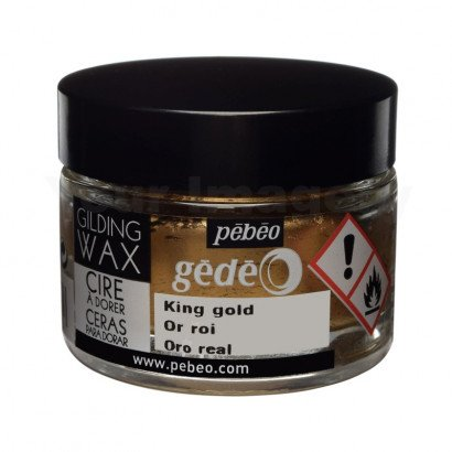 Pebeo Gedeo Gilding Craft Wax 30ml Tub Pot