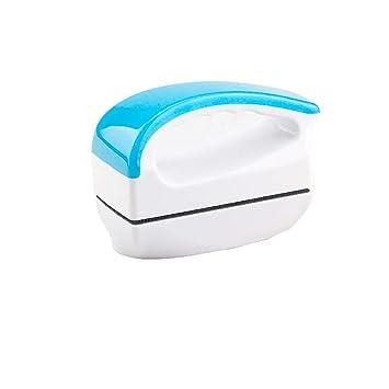 Parisana Limpiador magnético del Tanque de Peces del Acuario, Cepillo de Vidrio para acuarios,