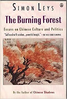 the burning forest essays on chinese culture and politics 2007-11-21  journal of the chen style taijiquan research association of hawaii  the burning forrest: essays on chinese culture and politics, new  an introduction to chinese history and culture, stanford.