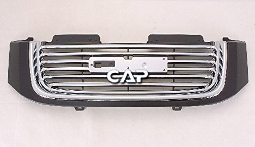 OE Replacement GMC S15 Jimmy/Envoy Grille Assembly (Partslink Number GM1200604)