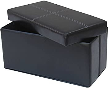 Mainstays Collapsable Ottoman 30