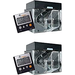 Wildgame Innovations Digital Power Control Wildlife/Fish Feeder Unit (2 Pack)