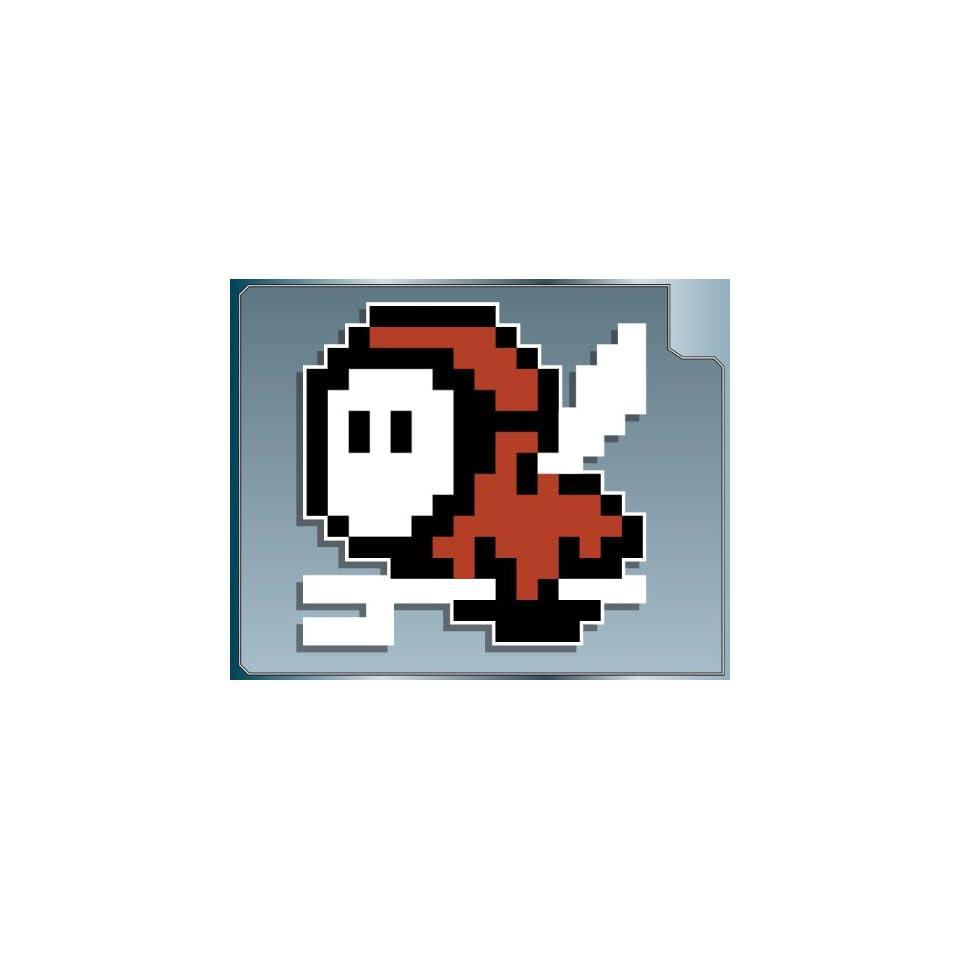 BEEZO 8 bit from Super Mario Bros. 2 vinyl decal sticker