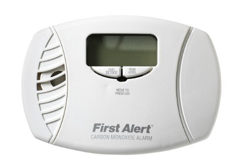 Cheap BRK CO614B Carbon Monoxide Detector, 120V AC/DC Plug-In w/ Battery Backup & Digital Display