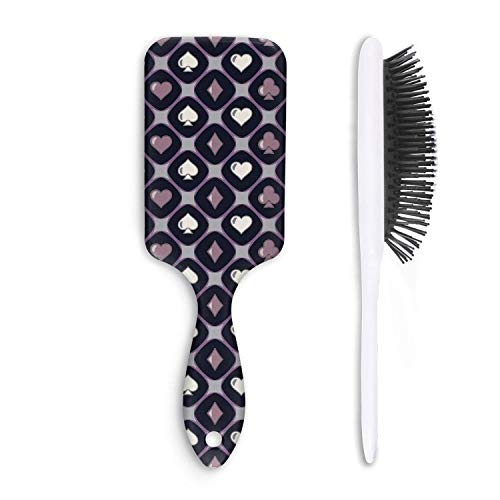 Wet And Dry card suits Beauty Professional Cushion Hair Brush For Women And Men Grooming Styling & Shaping