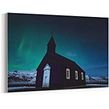 Westlake Art - Canvas Print Wall Art - Sky Nature on Canvas Stretched Gallery Wrap - Modern Picture Photography Artwork - Ready to Hang - 18x12in (*7x-68e-4c8)