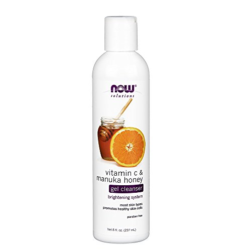 NOW Vitamin Manuka Cleanser 8 Ounce product image