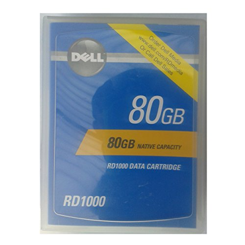 Dell Rd1000 80Gb Data Cartridge by Dell