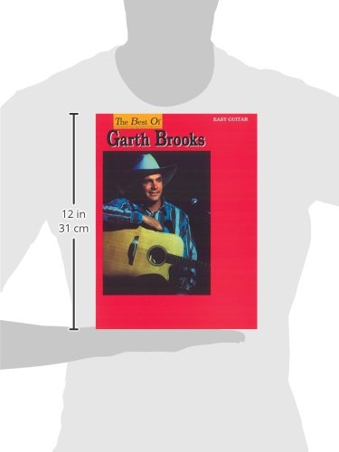 Amazon.com: The Best of Garth Brooks (Easy Guitar Tab Edition ...