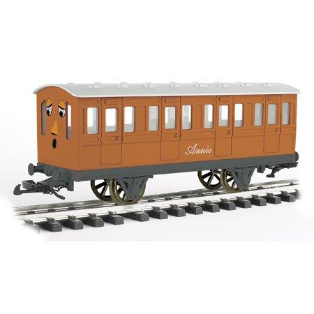 - Bachmann Industries Thomas & Friends - Annie Coach - Large G Scale Rolling Stock Train