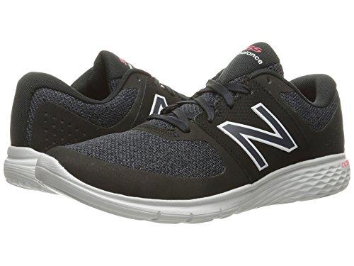 (ニューバランス) New Balance レディースウォーキングシューズ?靴 WA365v1 Black/White 10 (27cm) B - Medium