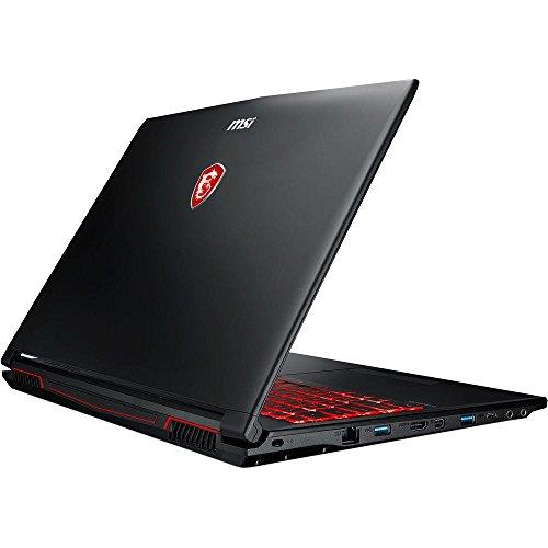 "MSI GL62MVR 7RFX-1048 94% NTSC Performance Gaming Laptop Intel Core i7-7700HQ GTX1060 16GB DDR4 128GB NVMeSSD +1TB, 15.6"", Aluminum Black"