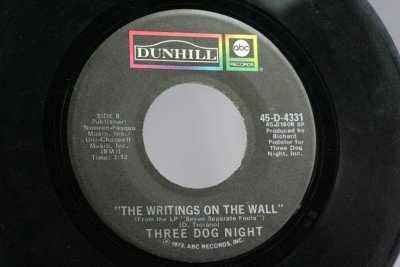 Pieces Of April/The Writings On The Wall