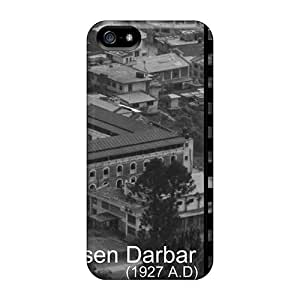 Brand New 5/5s Defender Case For Iphone (tansen Darbar After Before Maoist Attacks)