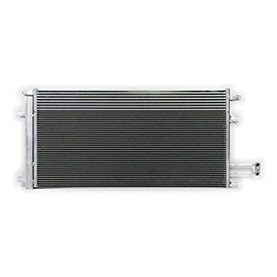 A/C Condenser - Cooling Direct : For/Fit 4283 14-19 Chevrolet Silverado/GMC Sierra 1500 5.3L/6.2L 15-19 Suburban/Tahoe: Automotive