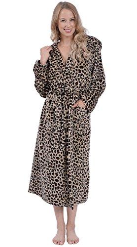 Leopard Hood (Patricia Women's Full Length 48