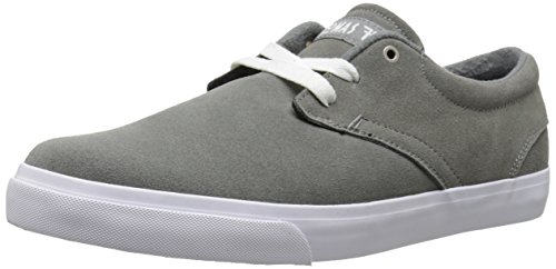 Fallen Grey ShoeCement M Spirit Skate white10 white Us Men's Grey 5 nO80Pkw