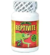 Zoo Med Reptivite, with Vitamin D3, 8-Ounce
