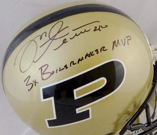 Amazon.com  Mike Alstott Signed Purdue Boilermakers F S Helmet w Insc - W  Auth  Black - JSA Certified - Autographed College Helmets  Sports  Collectibles 4a52cc968