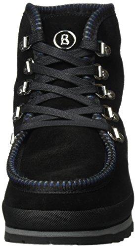Bogner Ladies St.anton L9b Desert Boots Nero (nero)