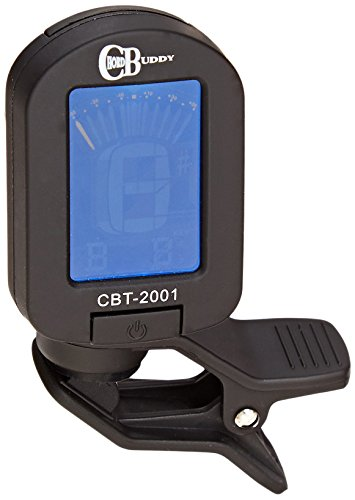 2001 Buddy - ChordBuddy Black Chromatic Clip-On Guitar Tuner