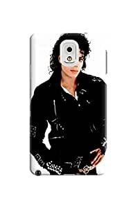 3D cool movie stars tpu skin back cover case with texture for Samsung Galaxy note3 of Michael Jackson in Fashion E-Mall by runtopwell