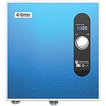 Eemax EEM24027 Electric Tankless Water Heater, Blue