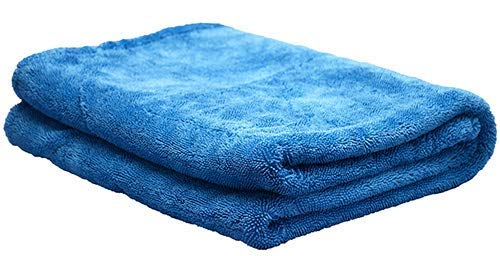 McKee's 37 MK37-G1150 Glacier 1100 GSM Drying Towel with Pockets, 30 x 50 inches (Over 10 Square Feet!)