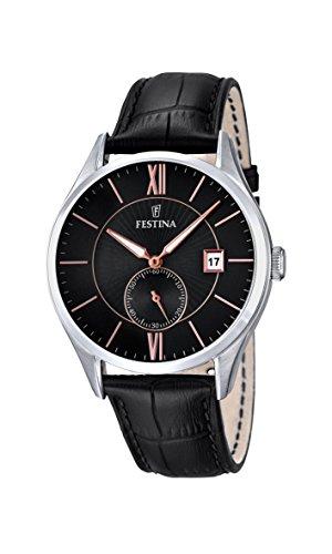 Men's Watch - FESTINA - Leather Band - F16872/4