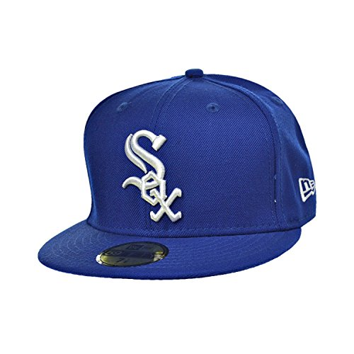 New Era Chicago Sox 59Fifty Men's Fitted - Blue 59fifty Fitted Hat Shopping Results