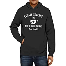 Shirts Gift by DJCorp Coffee Scrubs and Rubber Gloves Proud Nurse Hoodies