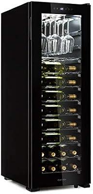 Klarstein Bellevin 62 - Nevera para vinos, Zona única de ...