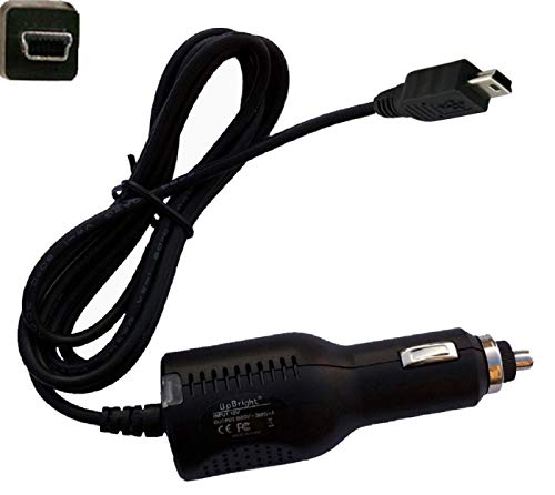 UpBright New Mini USB Car 5V DC Adapter Replacement for Tomtom Start 50 50M 5