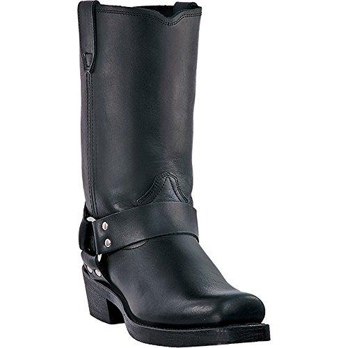 Dingo Men's Dean Boot,Black,9 EW US