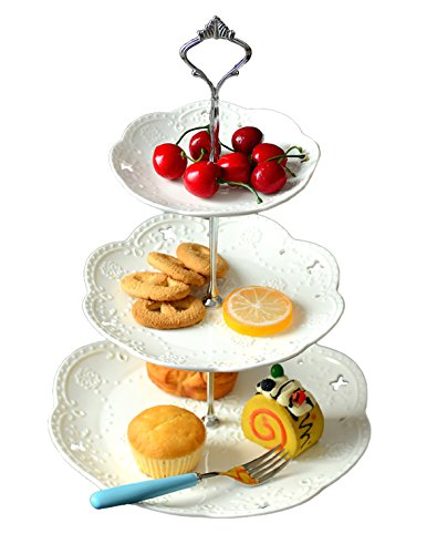 Rectangular Cake Plate Or Stand Christmas