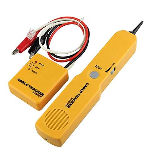 Price comparison product image nouler Juler Rj11 Cat5 Cat6 Telephone Line Tracker LAN Network Cable Tester Finder