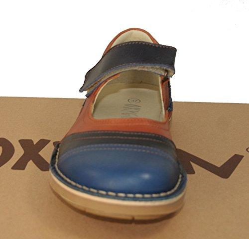 Oxygen Stitch Down Mary Jane Shoe Almada Blue/Purple/TAN s7RaMeVh9z