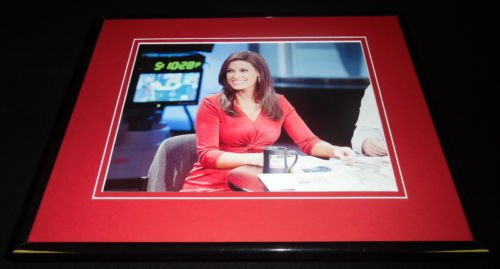 Kimberly Guilfoyle Framed 11x14 Photo Display Fox News