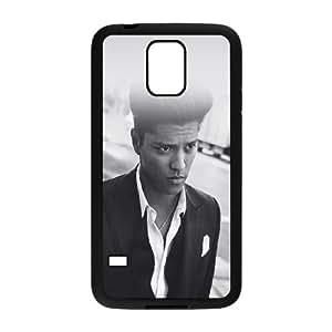 Samsung Galaxy S5 Cell Phone Case Black Bruno Mars Walk Face Music LSO7697747