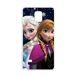 Frozen good quality fashion Cell Phone Case for Samsung Galaxy Note4