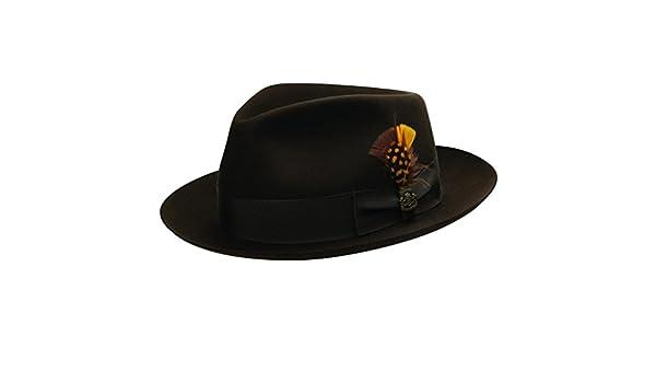 017e85f6 Biltmore Fur Felt Naples at Amazon Men's Clothing store: