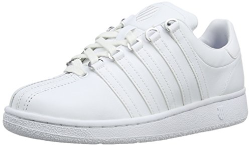 K-Swiss Women's Classic VN Lifestyle Sneaker, White/White, for sale  Delivered anywhere in USA