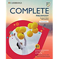 Complete Preliminary Student's Book with Answers English for Spanish Speakers 2nd Edition