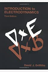 Introduction to Electrodynamics (3rd Edition) Hardcover