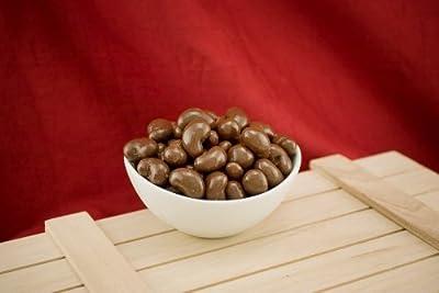 Milk Chocolate Covered Cashews (10 Pound Case)