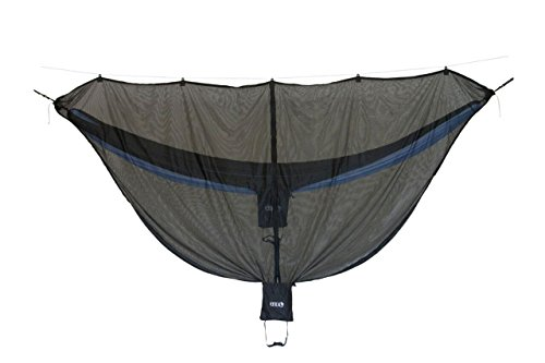 Eno Guardian Bug Net (ENO Eagles Nest Outfitters - Guardian Bug Net with Insect Shield, Hammock Bug Netting)