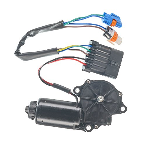 A-Premium Headlight Headlamp Motor for Chevrolet Corvette 2000-2004 Front Left Driver - 2002 Corvette 02 Chevrolet