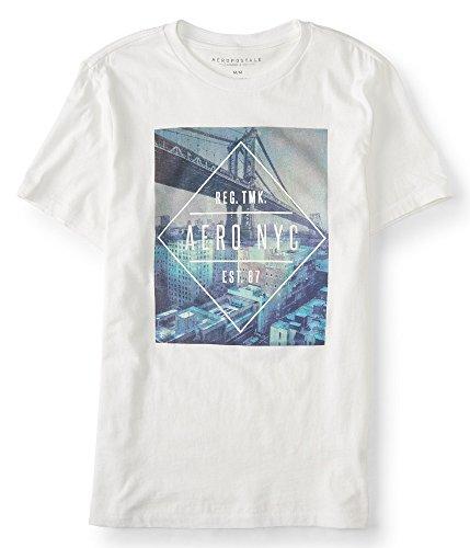 Aeropostale Mens Photo Graphic Shirt