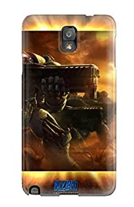 Awesome Starcraft 2 Protoss Build Order Flip Case With Fashion Design For Galaxy Note 3