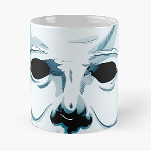 Halloween Film Tv Netflix - 11 Oz Coffee Mugs Unique Ceramic Novelty Cup, The Best Gift For Halloween. -